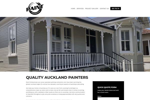 Paint Professionals