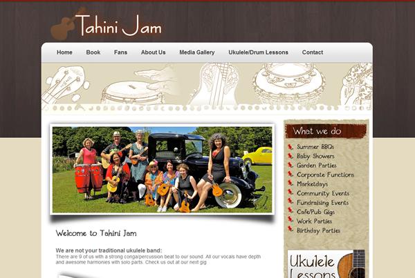 Tahini Jam