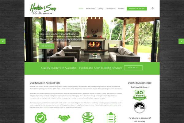 Hoskin & Sons Building Services