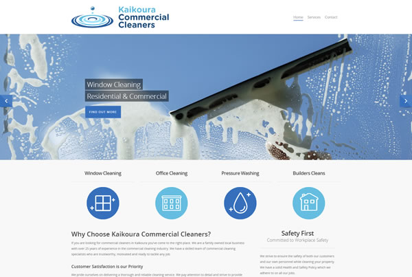 Kaikoura Commercial Cleaners