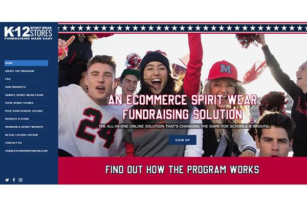 K-12 Spirit Wear Stores
