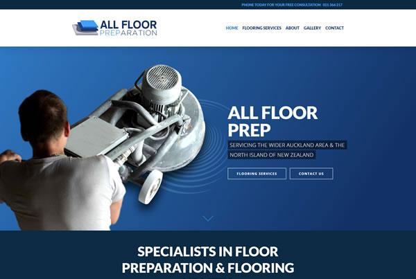All Floor Prep